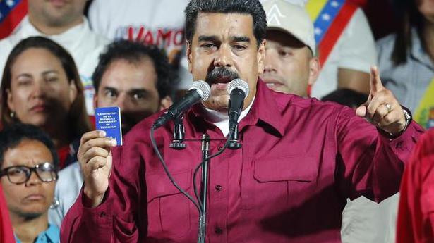 Nicolas Maduro re-elected Venezuela President amid outcry over vote