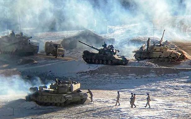 PLA campaign highlights LAC actions ahead of CPC anniversary