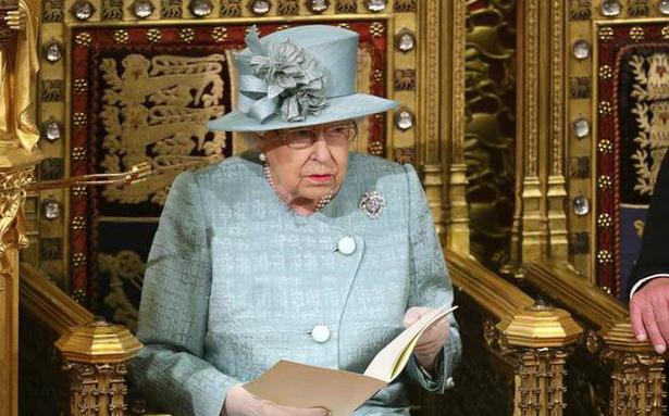 COVID-19 vaccine didn't hurt at all and helps others, says Britain's Queen