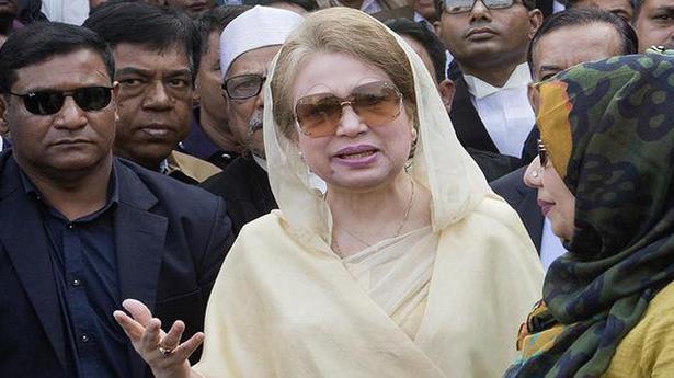 Coronavirus | Former Bangladesh PM Khaleda Zia tests positive for COVID-19