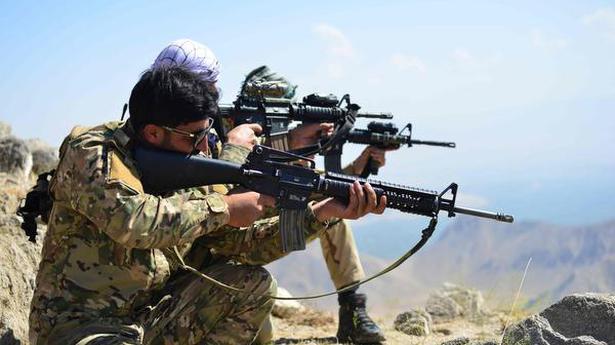 In Panjshir, anti-Taliban forces repulse attacks