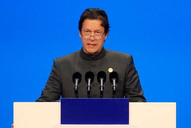 Image result for Imran Khan at the UN