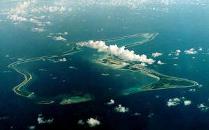 US supports British sovereignty over Diego Garcia and other islands in Indian Ocean