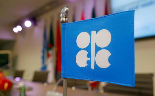 thvli OPEC oil Organization of the Petroleum Exporting Countries.'