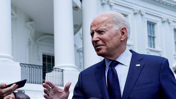 Social media platforms 'killing people' with misinformation, says Biden