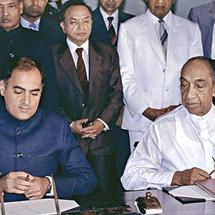 I was forced into a deal with India, Jayewardene told U.S. envoy
