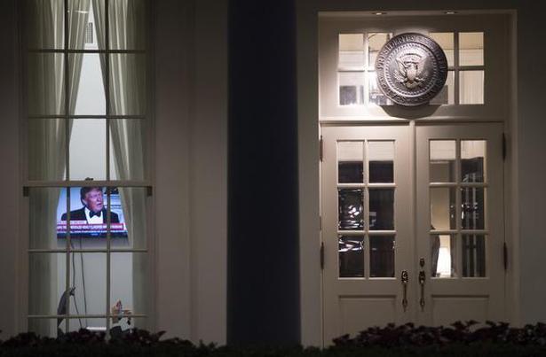 Mood At White House Grim As Sense Of Crisis Mounts The Hindu