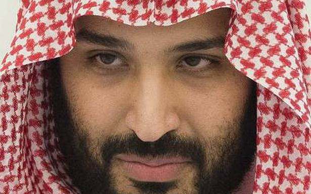 Image result for crown prince mohammed bin salman looking mean