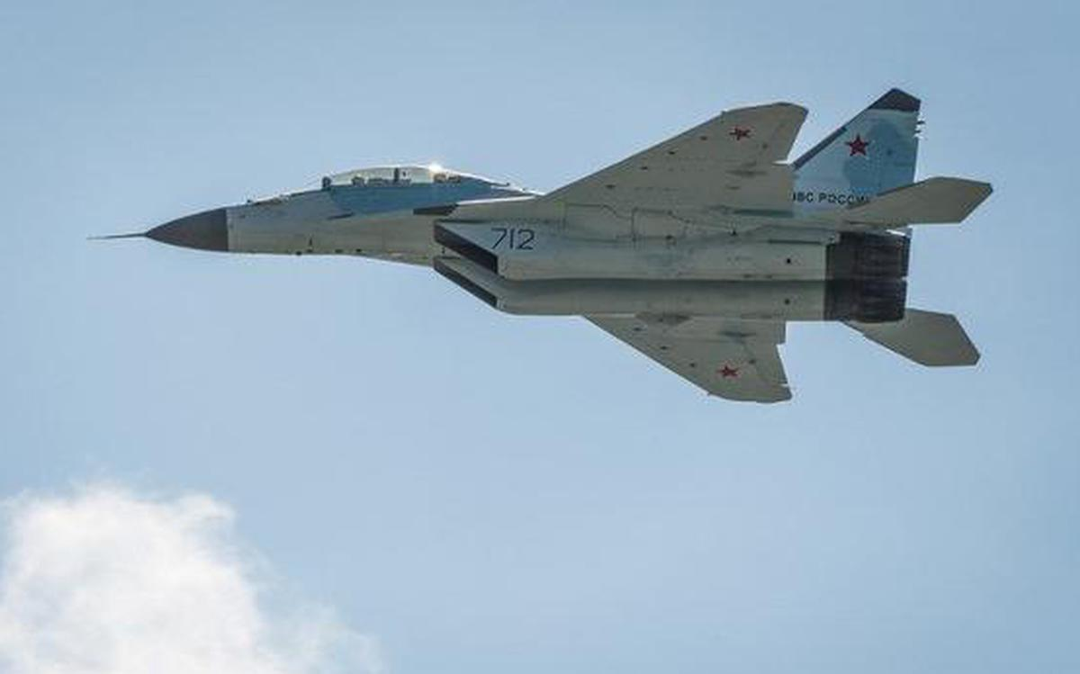 Russia keen on selling MiG-35 jet to India - The Hindu