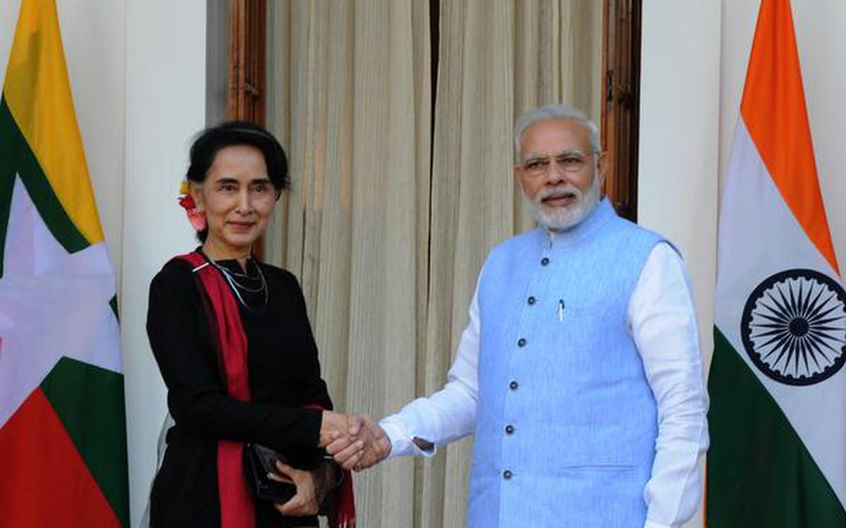 Image result for indo myanmar relations