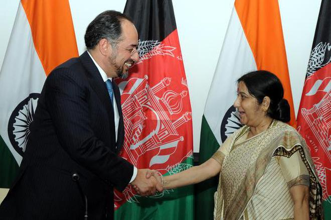 Image result for India to further aid Afghan troops, Afghanistan suggests larger regional rol
