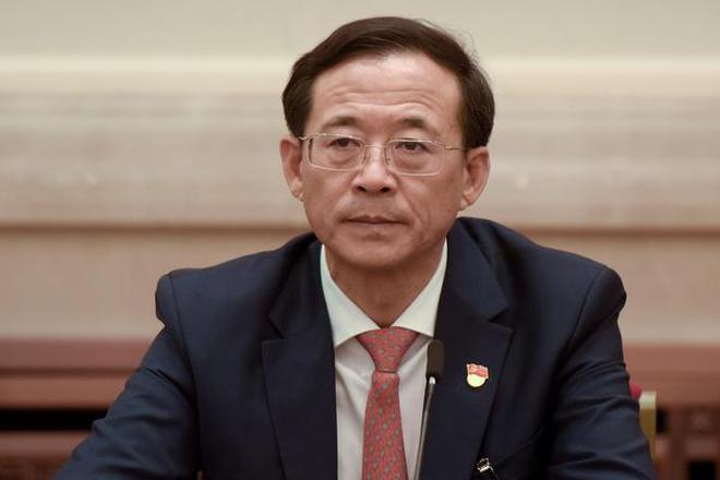 Image result for Senior Chinese official credits Xi Jinping with thwarting a coup,