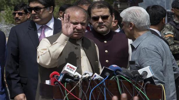 Pak court indicts Sharif in third graft case