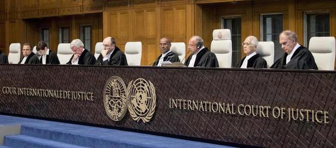 Image result for International Court of Justice