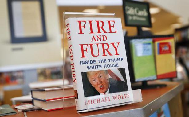 Donald Trump's fear of being poisoned and Ivanka's presidential ambitions: Excerpts from 'Fire and Fury'