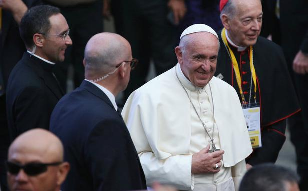 Pope in Peru, Australian Open tennis and other news in pictures