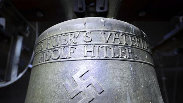 German village votes to keep 'Hitler bell' as memorial against violence
