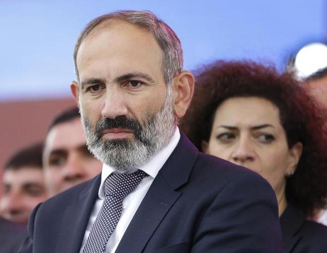 رئيس الوزراء الارميني