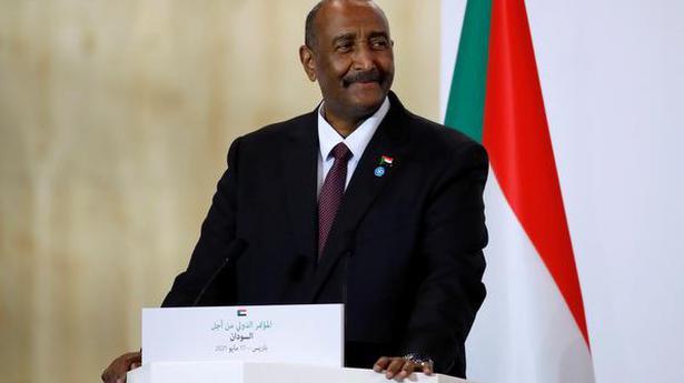 Sudan General defends power grab