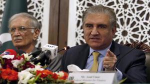 JeM chief in Pakistan: Qureshi