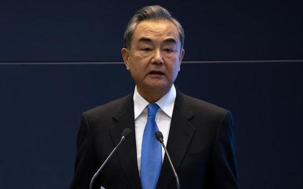 China's Foreign Minister meets Taliban, offers support