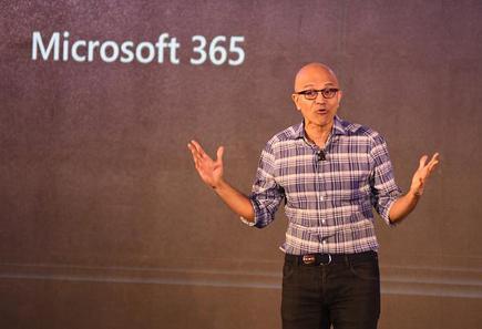 Microsoft names CEO Satya Nadella as chairman - The Hindu