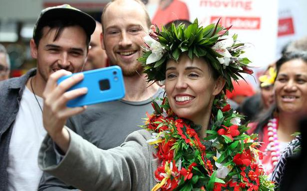 New Zealand election 2020   PM Jacinda Ardern votes a week before polls close
