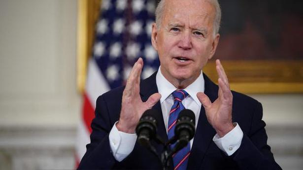 We perceive India's pharmaceutical necessities: Joe Biden