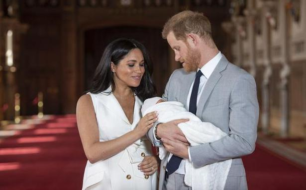 Why is Harry and Meghan's son not a prince? - The Hindu