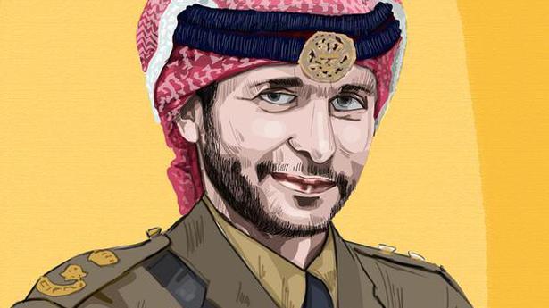 Hamzah Bin-Hussein | The rebel prince - The Hindu