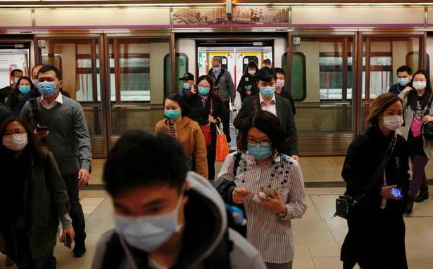 Coronavirus | China virus deaths rise past 900, overtaking SARS toll - The Hindu