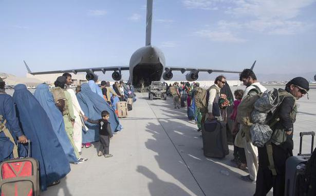 Afghanistan crisis   Australia issues security alert at Kabul airport