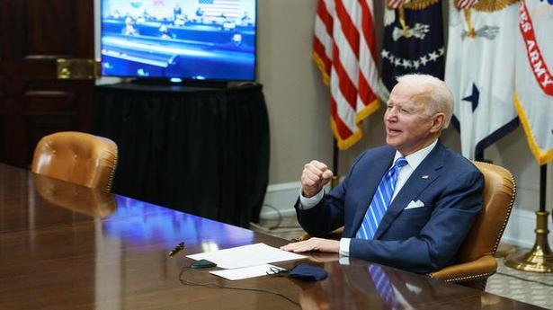 Biden to sign order to make voting easier