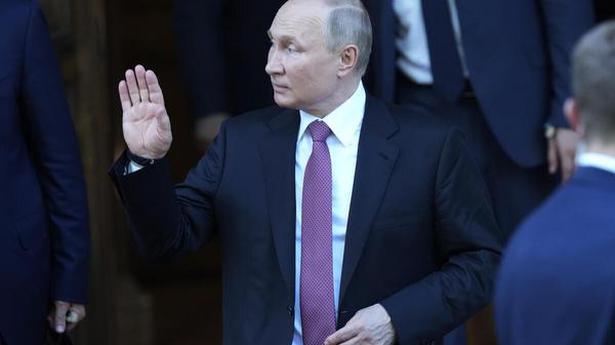 Vladimir Putin says U.S.-Russia summit 'constructive'
