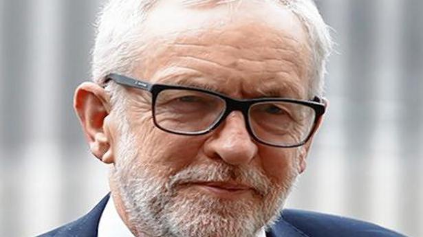 U.K's Labour denies key post to Jeremy Corbyn