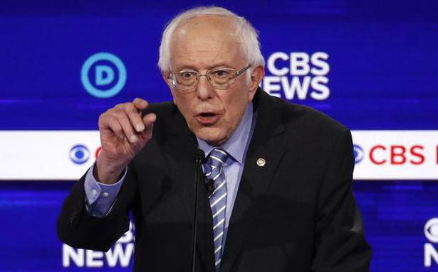 Delhi violence: Bernie Sanders terms Trump's statement 'failure of leadership'