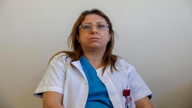 Arab doctor leads Israeli hospital's anti-virus fight