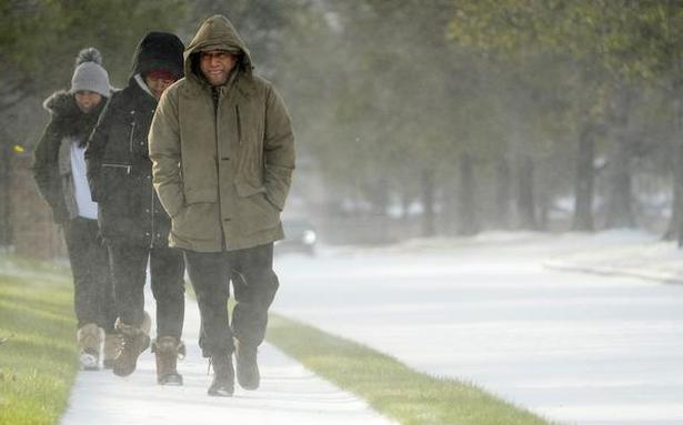 Explained: Why are millions in Texas without power during a winter storm? - The Hindu