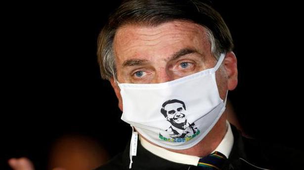 Coronavirus   Brazil's President Bolsonaro tests positive