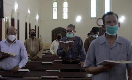 Pakistani Church Meets Coronavirus Challenges