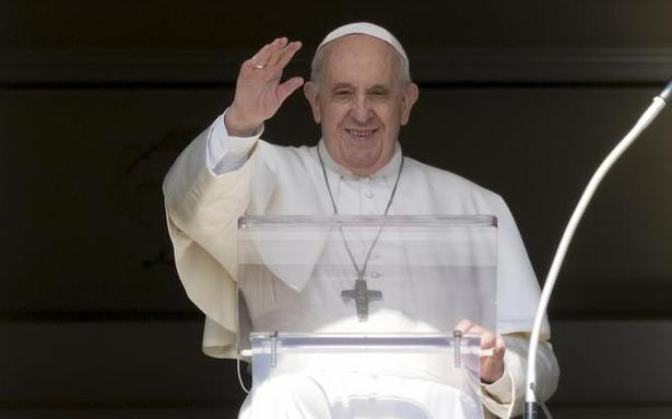 Don't send migrants back to Libya and 'inhumane' camps: Pope Francis