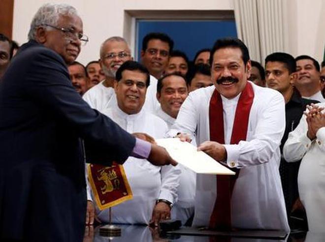 Sri Lanka Impe Speaker Karu Jayasuriya Likely To Reconvene Parliament