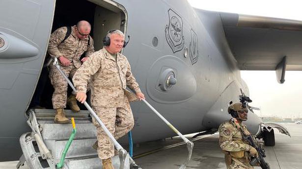 Last troops exit Afghanistan, ending America's longest war