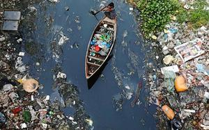 Beating plastic pollution, individually and socially