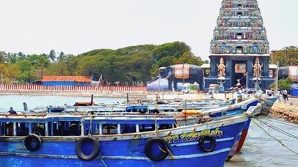 Sri Lanka clears Chinese energy project, 50 km off Tamil Nadu