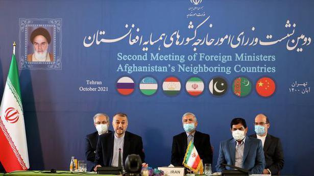 Adopt cordial approach, Iran tells Taliban