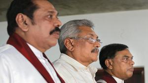 Rajapaksa camp could field Gotabaya