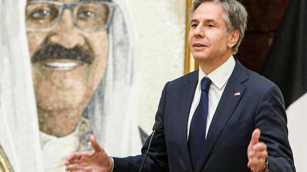 Iran nuclear talks can't go on indefinitely, says Blinken