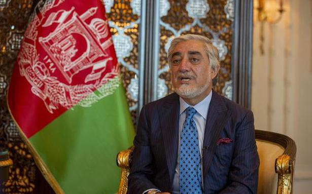 Didn't discuss troops for peacekeeping or for New Delhi to engage Taliban directly: Dr. Abdullah Abdullah