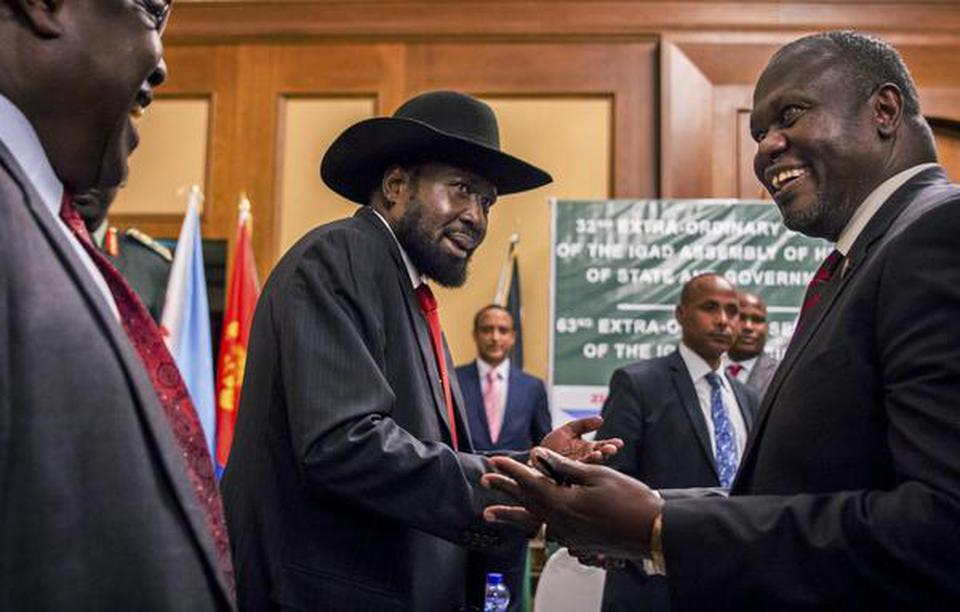 UN extends arms embargo and other sanctions in South Sudan - The Hindu